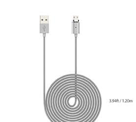 3.9ft / 1.2m Magnetic Micro USB Cable