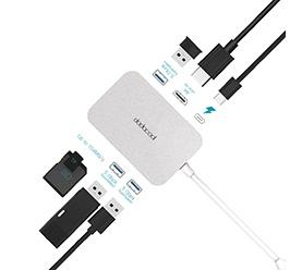 Hub USB-C 7 in 1